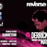 DERRICK MAY & CHRISTIAN VARELA @ REVERSE 01/02/2013