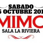 """VUELVE LA SESIÓN """"MIMO"""" A LA RIVIERA CON OSCAR DE RIVERA E ISMAEL RIVAS"""